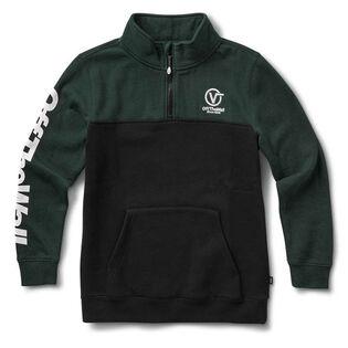 Junior Boys' [8-16] Distort 1/4-Zip Pullover Sweatshirt