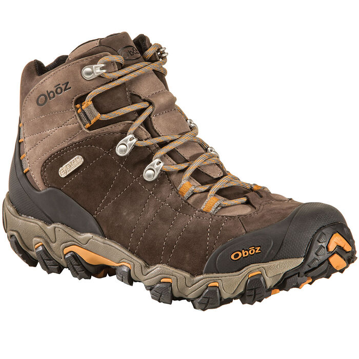 Bottes de randonnée mi-hautes imperméables Bridger pour hommes (large)