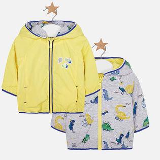 Babies' [0-18M] Reversible Windbreaker Jacket