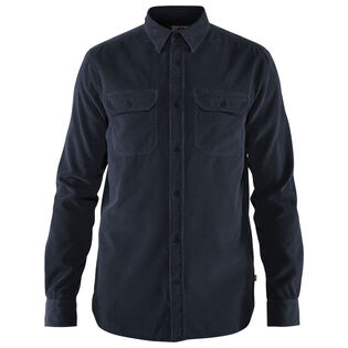 Men's Ovik Cord Shirt