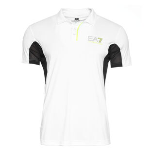 Men's Logo Sport Polo