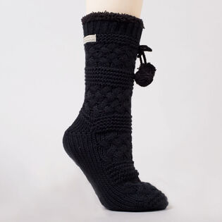 Women's Basket Weave Sock