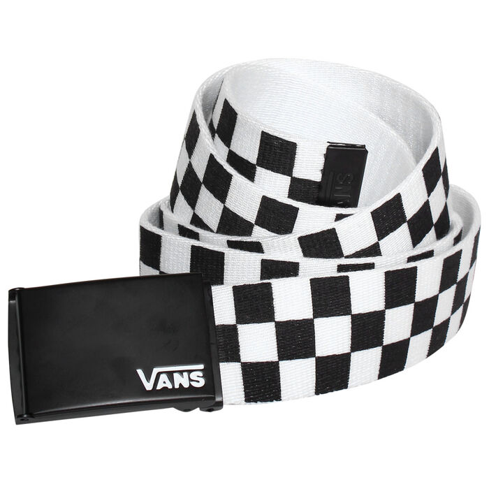 Men's Deppster Web Checkered Belt