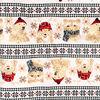Men's Winter Fair Isle Two-Piece Pajama Set