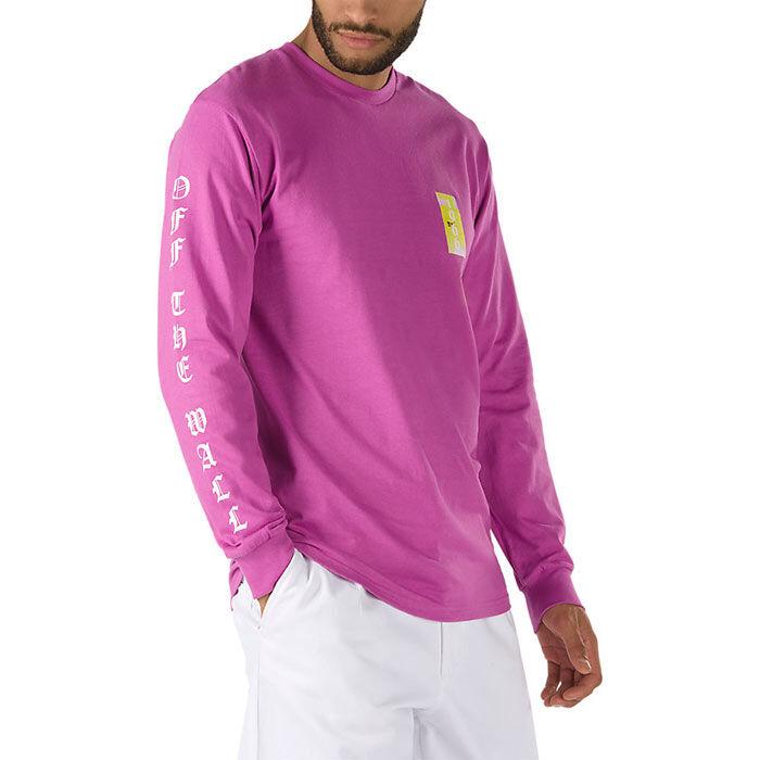 Men's Flower Mart LS T-Shirt