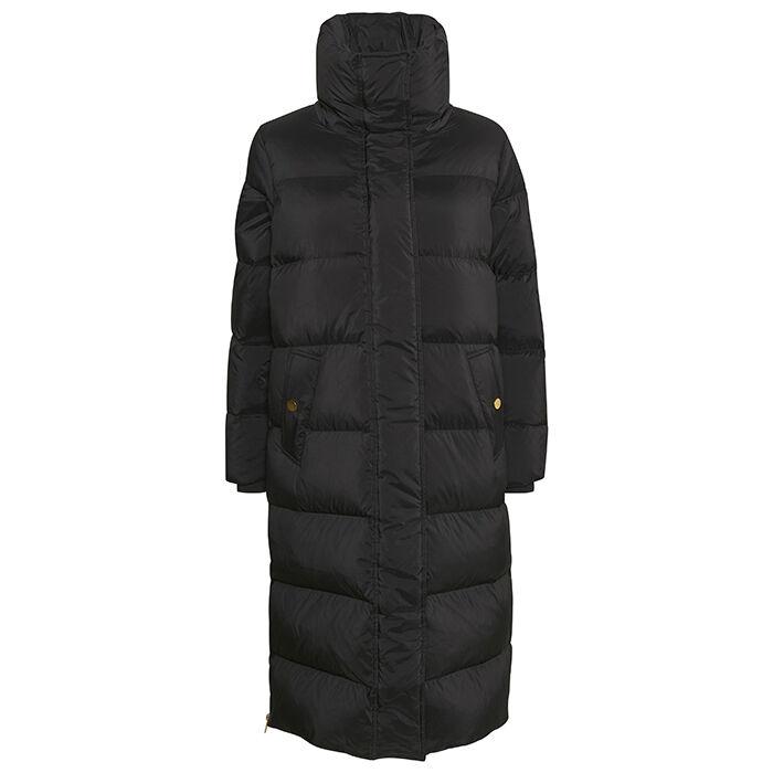 Women's Long Puffer Coat