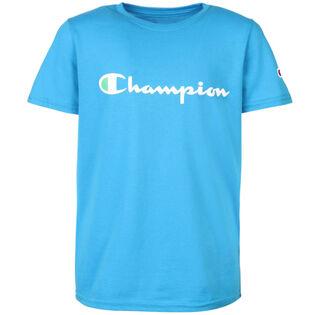 Junior Boys' [8-16] Heritage Script T-Shirt
