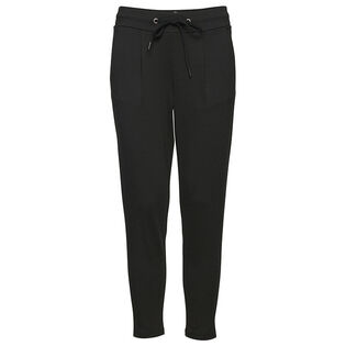 Women's Cropped Jersey Jogger Pant