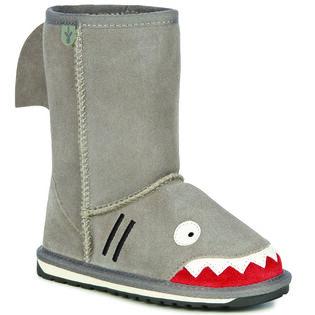Juniors' [10-4] Shark Boot