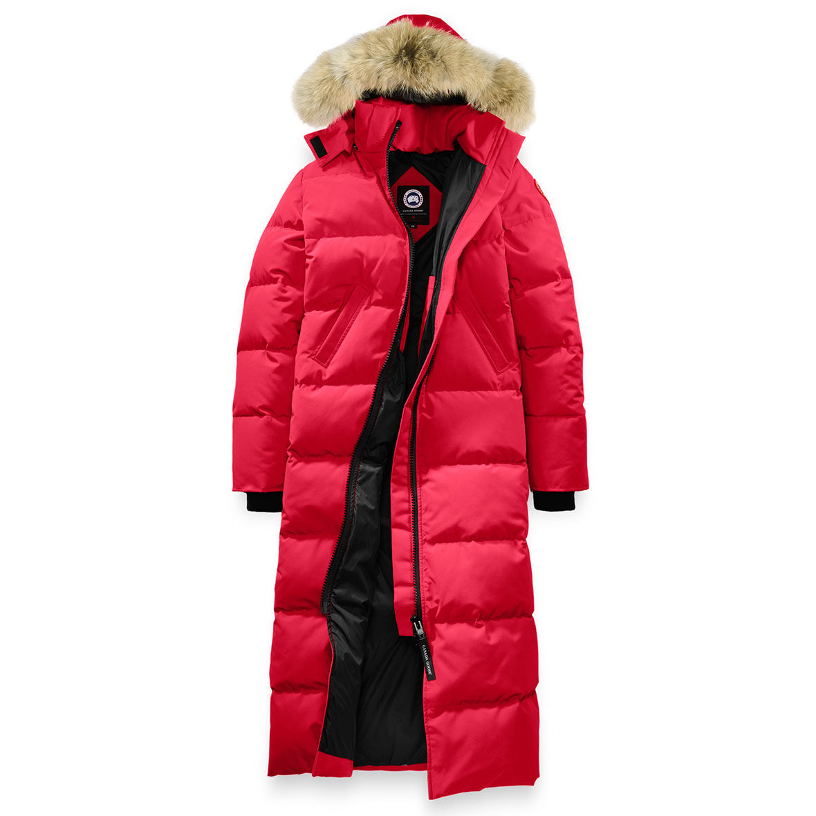 women s mystique parka fusion fit canada goose sporting life online rh sportinglife ca canada goose mystique parka fit canada goose mystique fusion fit