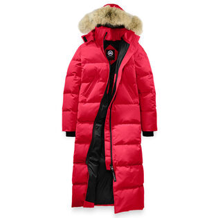 Women's Mystique Parka Fusion Fit