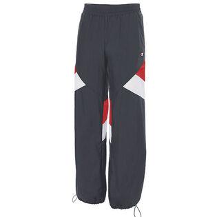 Pantalon Warm Up en nylon pour femmes