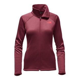 Women's Agave Full-Zip Fleece Jacket