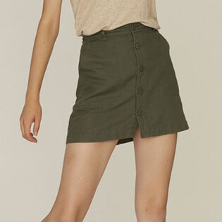 Women's Venture Surplus Button Front Skirt