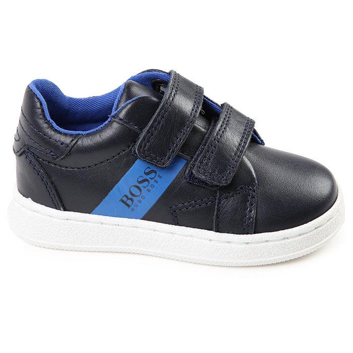 Babies' [6-9] Double Strap Sneaker