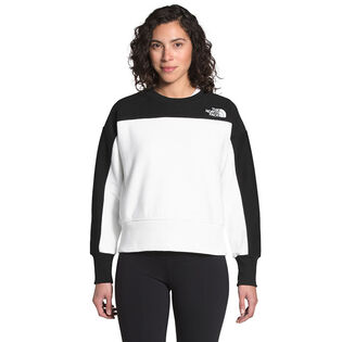 Women's Heavyweight Reverse-Weave Crew Sweatshirt