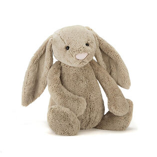 "Bashful Beige Bunny (21"")"