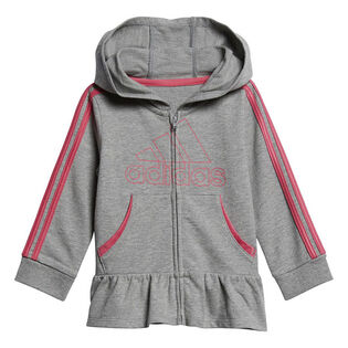 Baby Girls' [6-24M] French Terry Two-Piece Hoodie Set