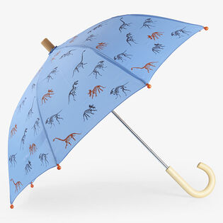 Kids' [2-10] Silhouette Dinos Umbrella