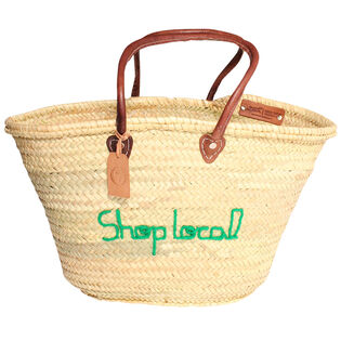 Shop Local Cottage Tote Bag