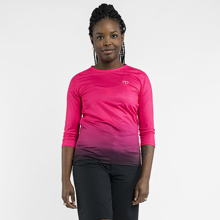 Women's Trail MTB 3/4 Jersey