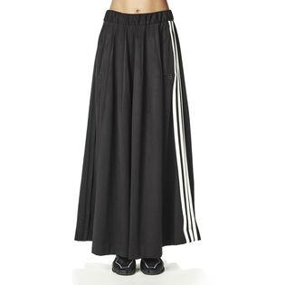Women's 3-Stripes Selvedge Matte Track Skirt