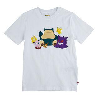 Junior Boys' [8-16] Pokemon Graphic T-Shirt