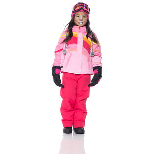 Girls' [2-7] Shimmy Snoverall Two-Piece Snowsuit