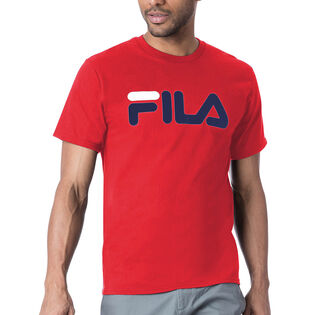 T-shirt à logo pour hommes