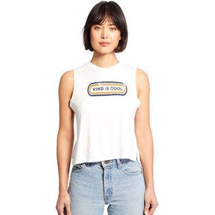 Camisole courte Kind Is Cool Lili pour femmes