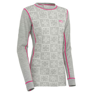 Women's Vrand Long Sleeve Top