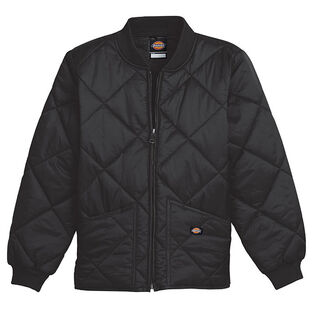 Junior Boys' [8-18] Quilted Nylon Jacket