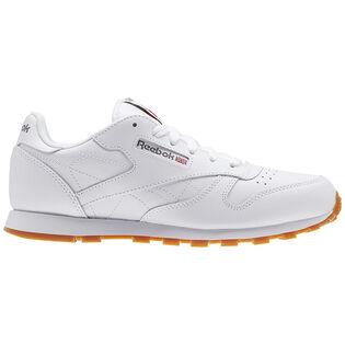 Juniors' [3.5-7] Classic Leather Shoe