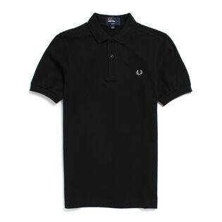 Men's Slim Fit Plain Polo