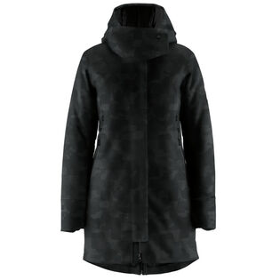 Women's Cryos Wool-Blend Down Parka