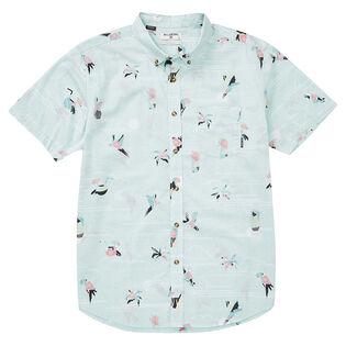 Junior Boys' [8-16] Sundays Mini Shirt