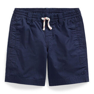 Boys' [2-4] Cotton Twill Short