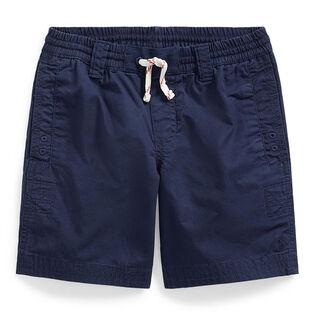 Short en sergé de coton pour garçons [5-7]