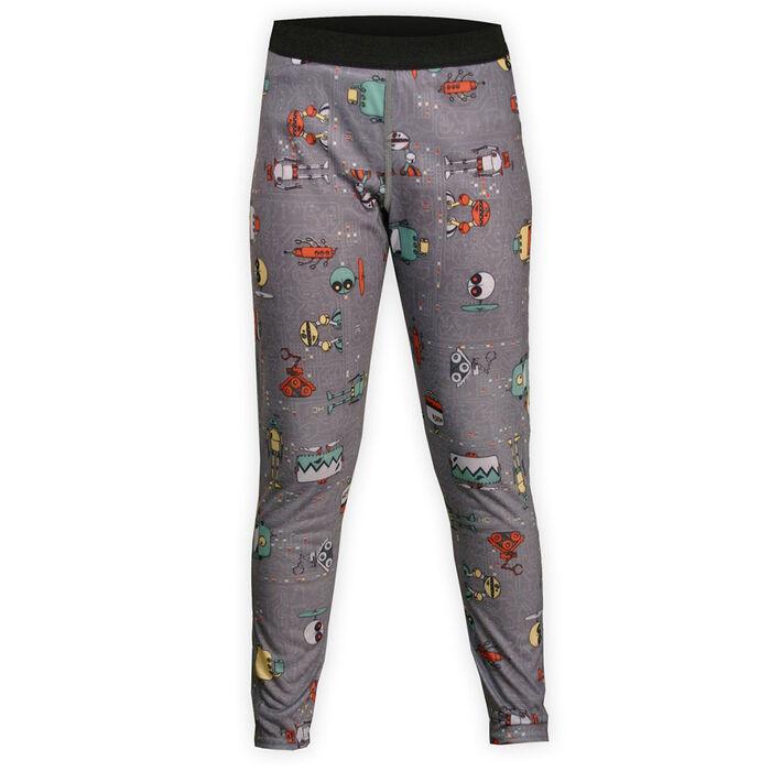 Juniors' [8-16] Fleece Print Pant