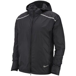 Men's Repel Hooded Running Jacket