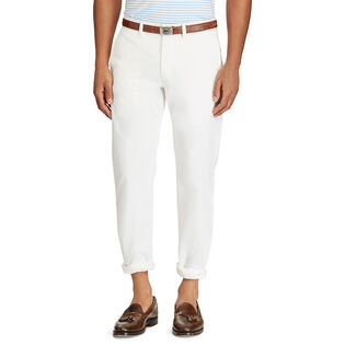 Men's Stretch Straight Fit Chino Pant