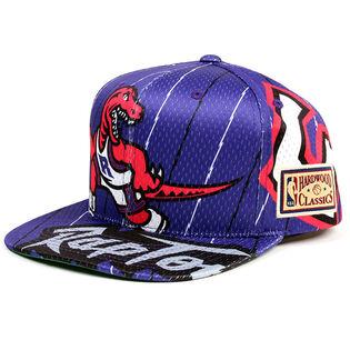 Men's Toronto Raptors Tear Up Snapback Hat