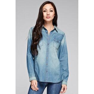 Women's Western Denim Shirt