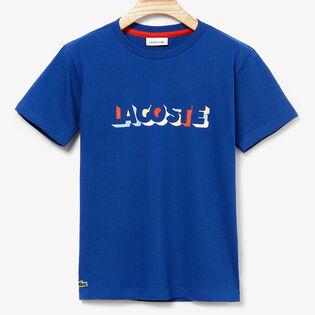 Boys' [2-8] 3D Logo T-Shirt