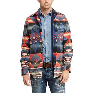 33bb38d8 Men's Southwestern Shirt Jacket Men's Southwestern Shirt Jacket. Polo Ralph  Lauren
