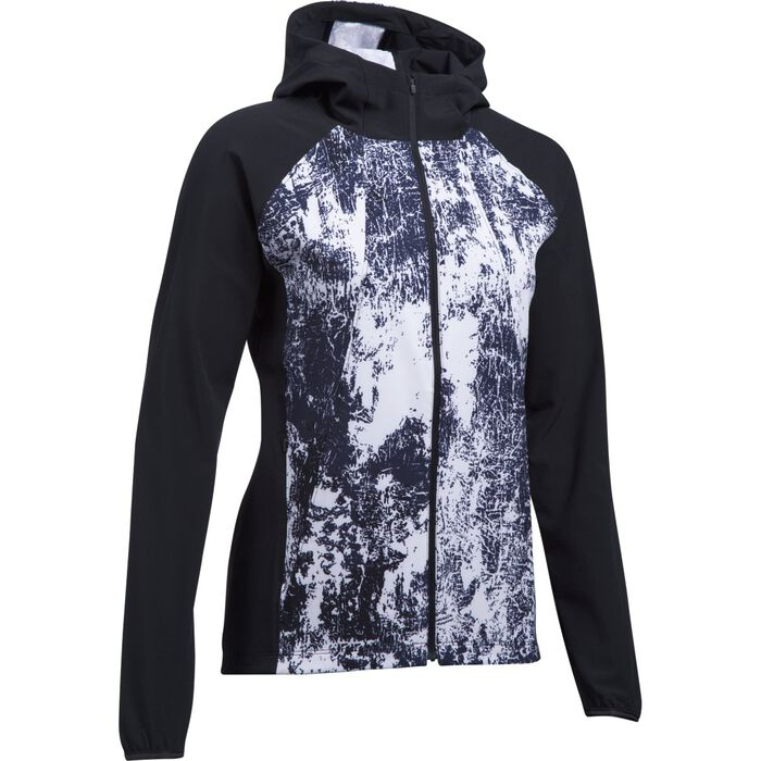 Women's Out Run The Storm Printed Jacket
