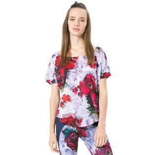 Women's Oversize Night Garden T-Shirt