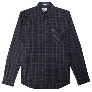 Men's Heritage Windowpane Shirt