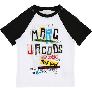Boys' [2-8] Punk Rock T-Shirt