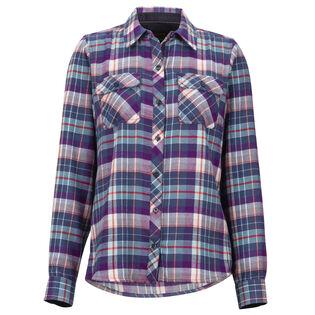Women's Bridget Midweight Flannel Shirt